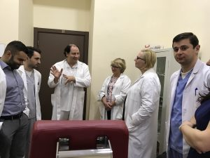 Gruusia arstid tulevad Eestisse praktiseerima